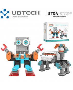 UBTECH Jimu BuzzBot and MuttBot Robot Kit Stem Education Robotics Kit AU Stock