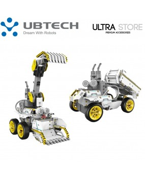 UBTECH Jimu TruckBot Kit Robot Bluetooth Stem Education Learning Robotics
