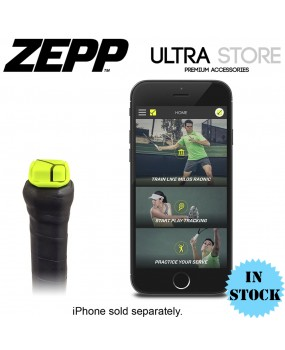 Genuine Zepp Tennis 3D Swing Motion Sensor and Data Analyser Statistics