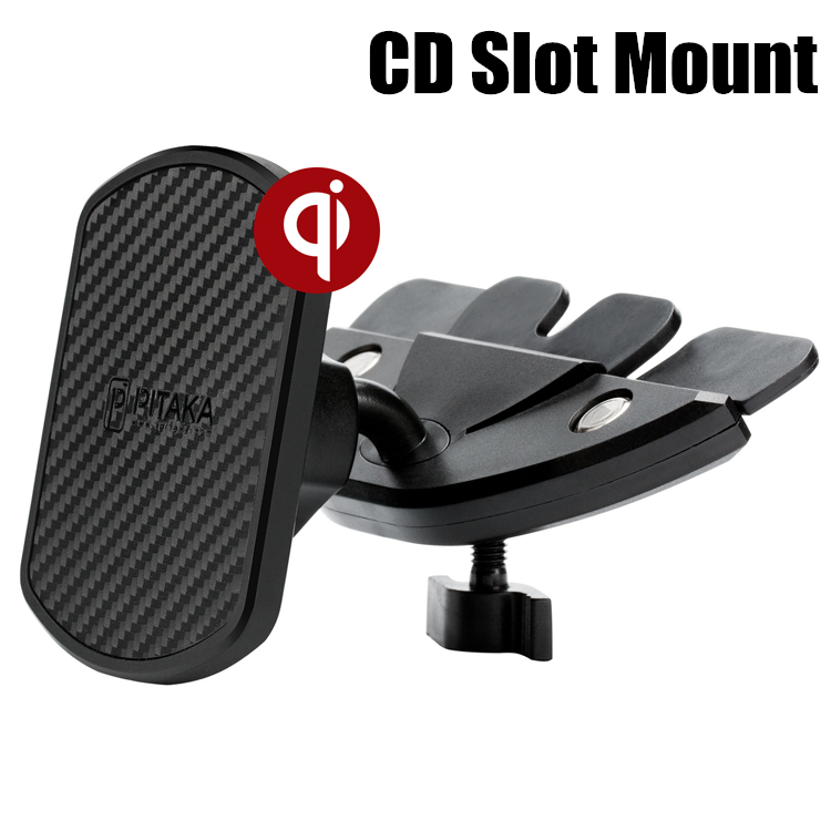 Universal car cd slot phone mount holder 12